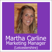 Martha Carline - Marketing Manager (Leicestershire)
