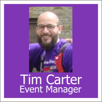 Tim Carter - Event Manager