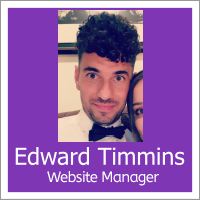 Edward Timmins-Website Manager