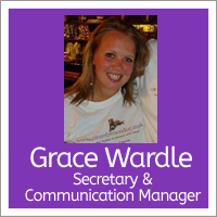 Grace Wardle-Secretary & Communication Manager