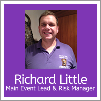 Richard Little - Main Event Lead & Risk Manager