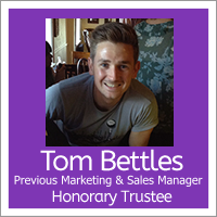 Tom Bettles - Honorary Trustee
