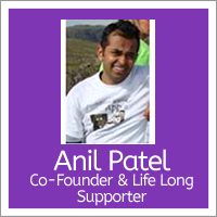 Anil Patel - Honorary Trustee