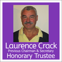 Laurence Crack - Honorary Trustee
