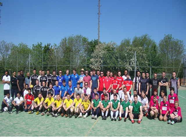 <h4>2013: Football Tournament</h4>