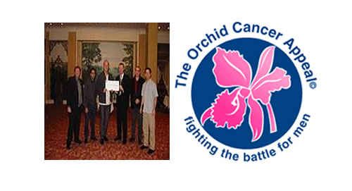 <h4>2002: Orchid Cancer Appeal</h4>
