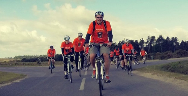 <h2>100 Mile Cycle Ride-2015</h2>